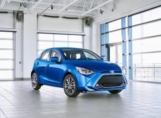 First Look: 2020 Toyota Yaris Hatchback