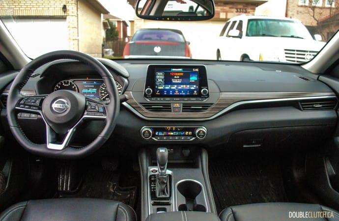 2019 Nissan Altima Platinum review