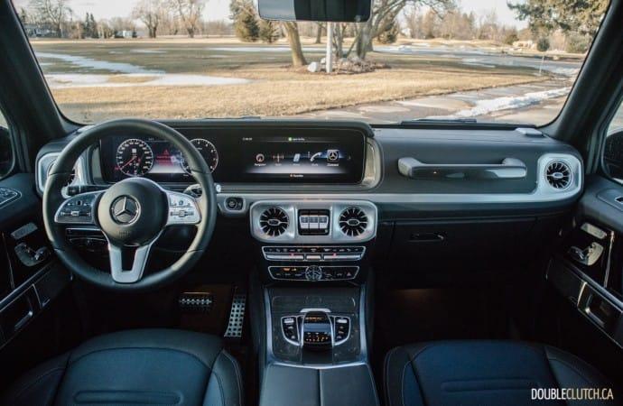 2019 Mercedes-Benz G 550 4MATIC review