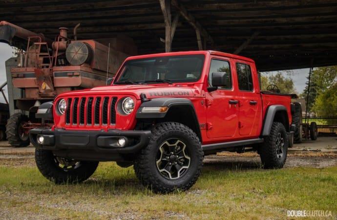 First Drive: 2020 Jeep Gladiator
