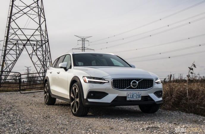 2019 Volvo V60 Cross Country T5