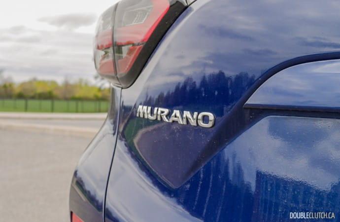 2019 Nissan Murano Platinum review