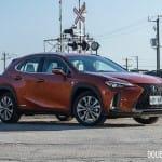 2019 Lexus UX 250h AWD review
