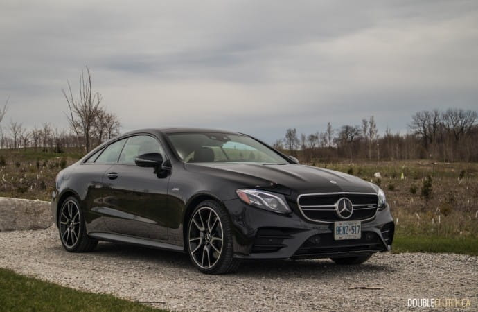 2019 Mercedes-AMG E 53 Coupe 4MATIC+