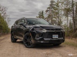 First Drive: 2019 Chevrolet Blazer