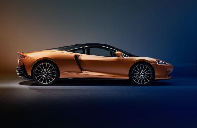 First Look: 2020 McLaren GT