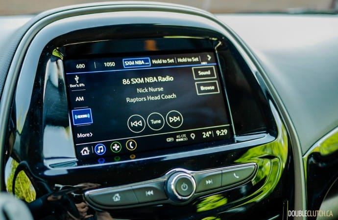 2019 Chevrolet Spark LT review