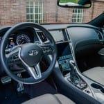 2019 Infiniti Q60 Red Sport 400 I-Line review