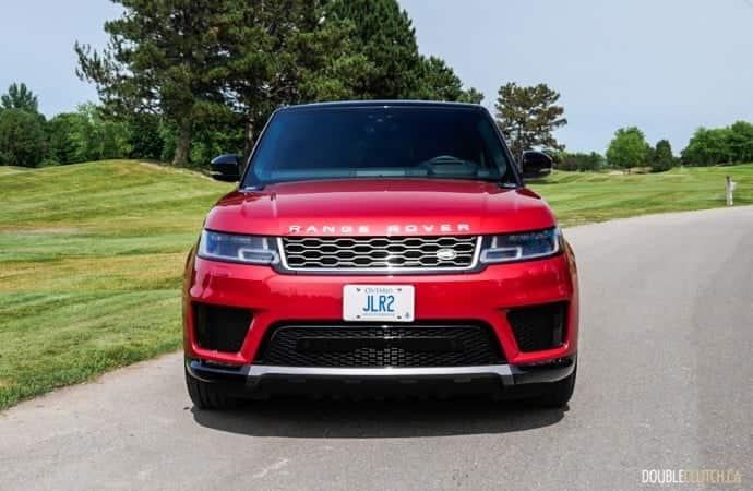 2020 Range Rover Sport HSE Td6
