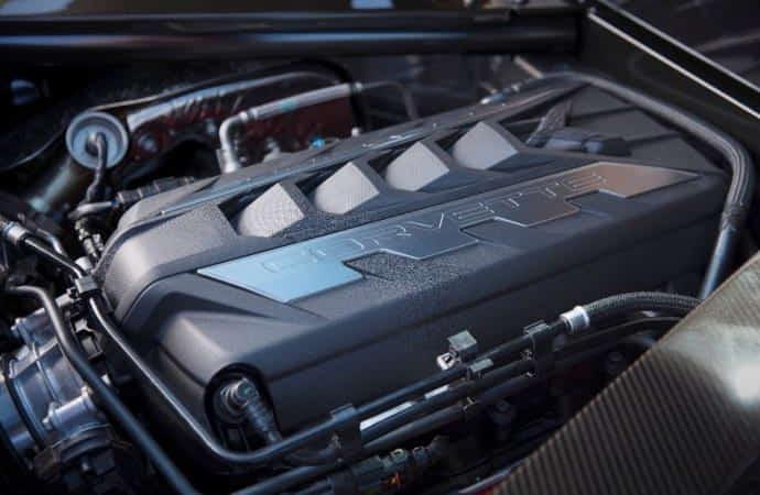 First Look: 2020 Chevrolet Corvette Stingray