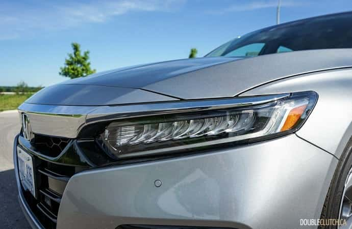 2019 Honda Accord Touring 2.0T review