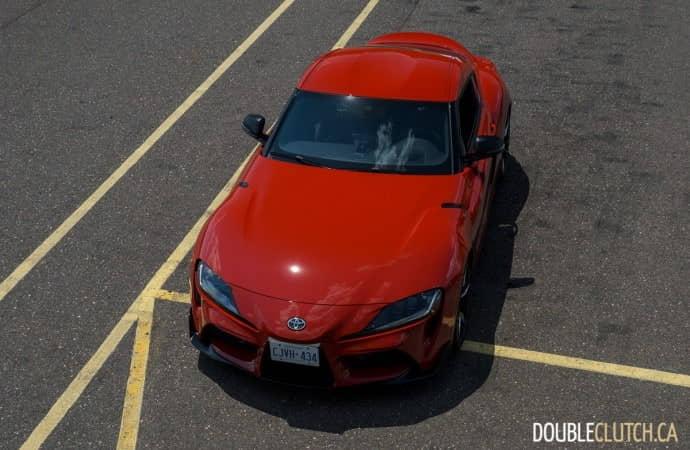First Drive: 2020 Toyota GR Supra
