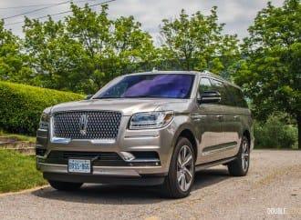 2019 Lincoln Navigator Reserve L