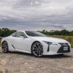 2019 Lexus LC 500 review