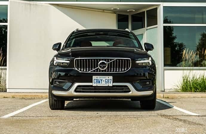 2019 Volvo XC40 T5 Inscription review