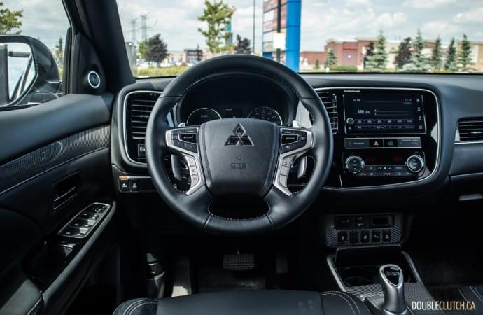 2019 Mitsubishi Outlander PHEV review