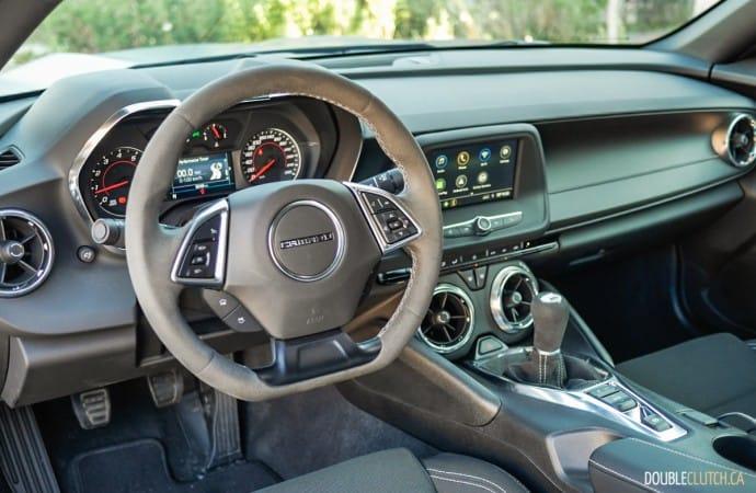 2019 Chevrolet Camaro Turbo 1LE review
