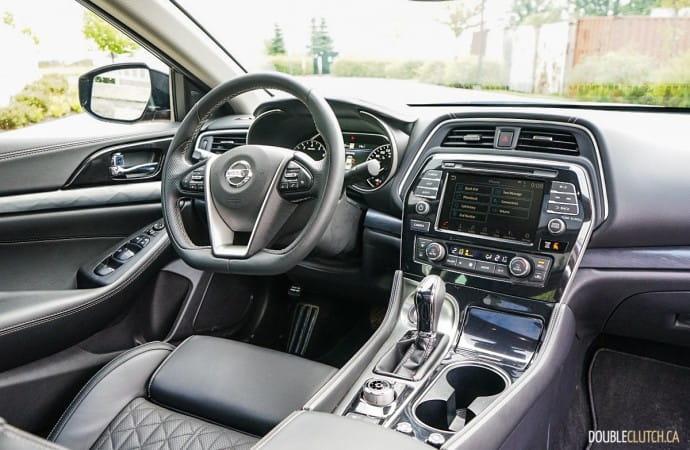 2019 Nissan Maxima Platinum review