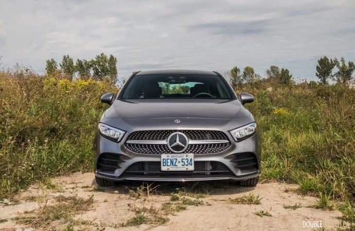 2019 Mercedes-Benz A 220 4MATIC review