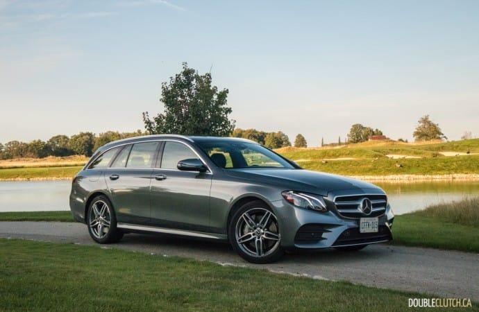 2019 Mercedes-Benz E 450 4MATIC Wagon