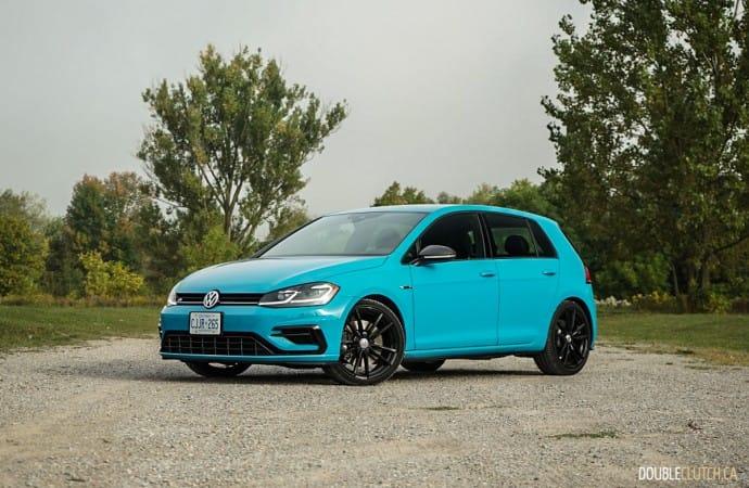 2019 Volkswagen Golf R DSG