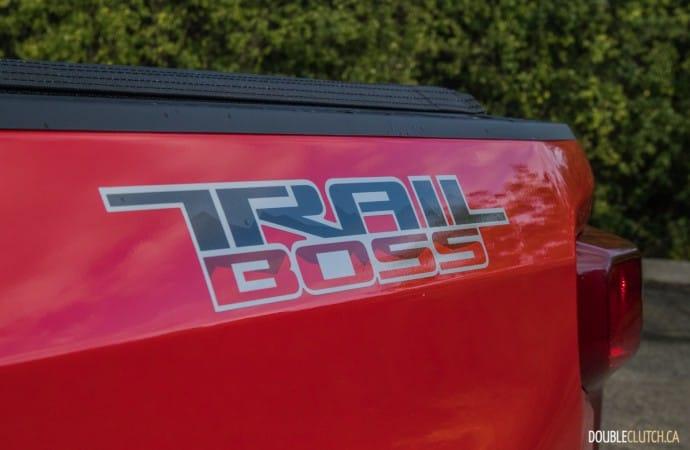 2019 Chevrolet Silverado Trail Boss review