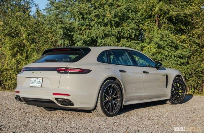 2019 Porsche Panamera 4 Sport Turismo review
