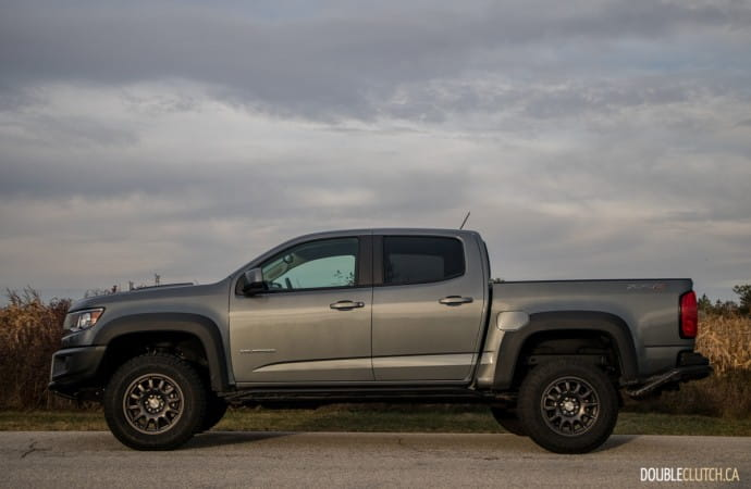 2020 Chevrolet Colorado ZR2 Bison review