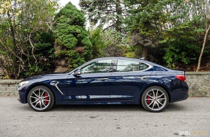 2020 Genesis G70 3.3T Prestige review