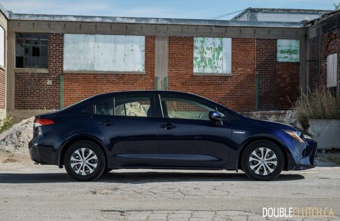 2020 Toyota Corolla Hybrid review