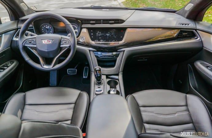 2020 Cadillac XT6 Sport review