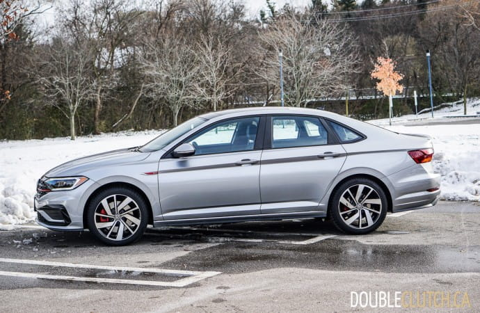 2020 Volkswagen Jetta GLI review