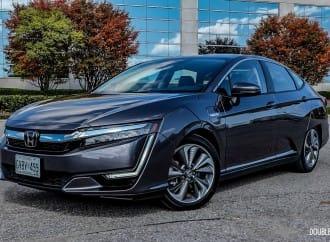 2020 Honda Clarity Touring