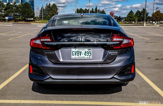 2020 Honda Clarity Touring review