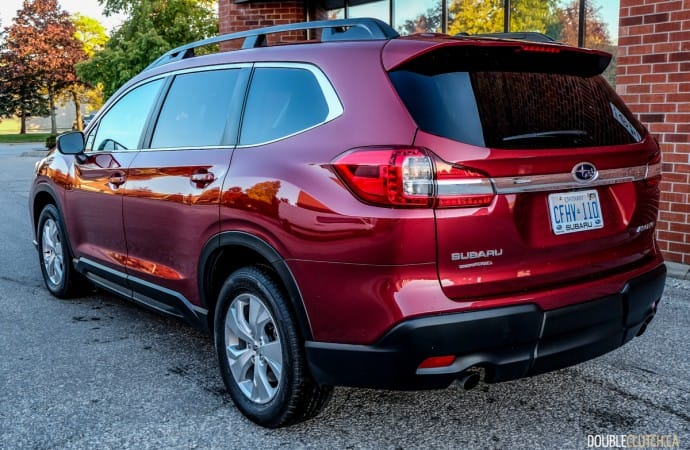 2020 Subaru Ascent Convenience review