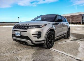 2020 Range Rover Evoque HSE R-Dynamic