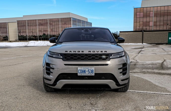 2020 Range Rover Evoque HSE R-Dynamic review