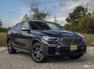 First Drive: 2020 BMW X6
