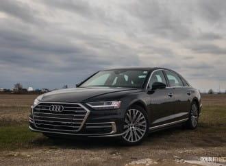 2020 Audi A8 L quattro