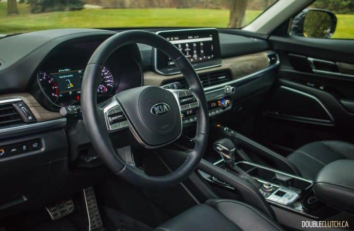 2020 Kia Telluride SX review