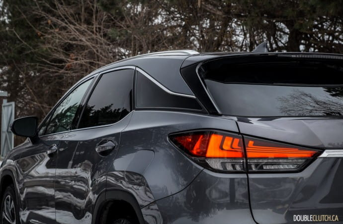 2020 Lexus RX 450h AWD review
