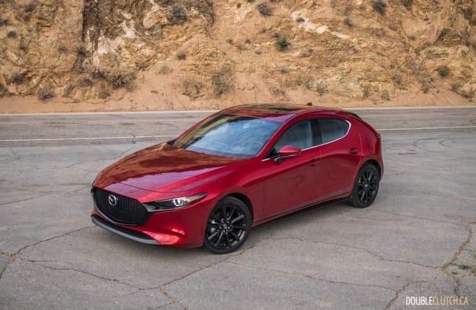 2020 Mazda3 Sport GT