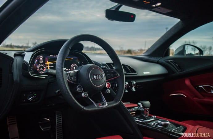 2020 Audi R8 V10 Performance review
