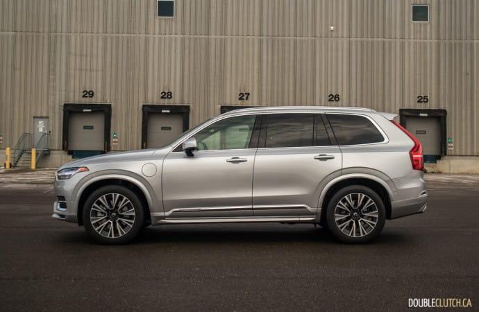 2020 Volvo XC90 T8 Inscription review
