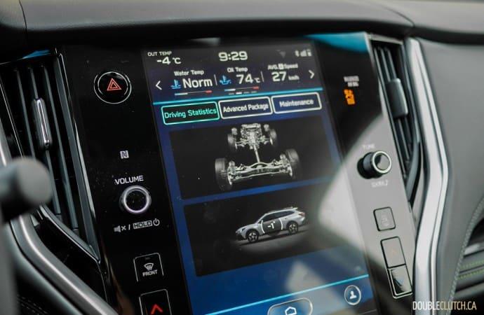 2020 Subaru Outback Outdoor XT review
