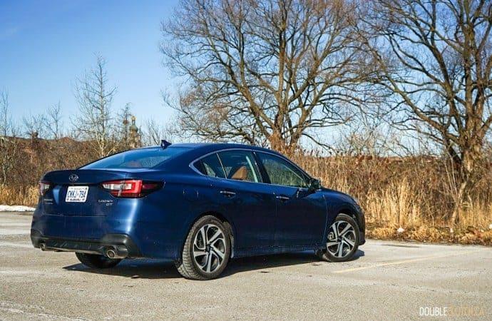 2020 Subaru Legacy Premier GT review