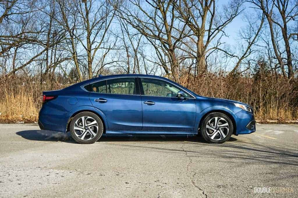 2020 Subaru Legacy Premier GT Review | DoubleClutch.ca