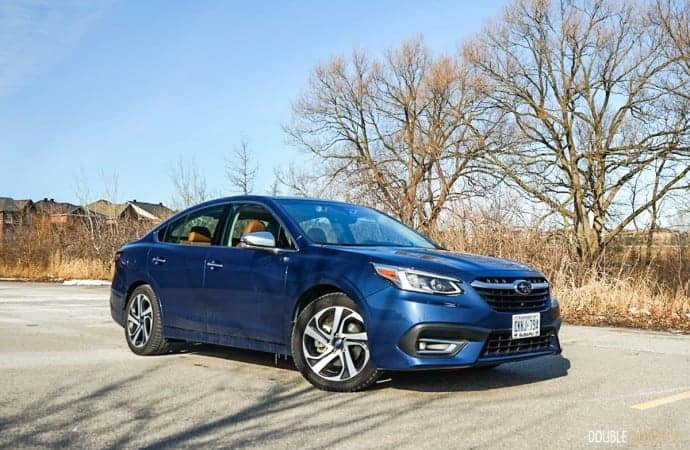 2020 Subaru Legacy Premier GT
