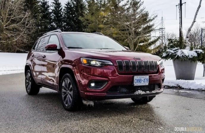 2020 Jeep Cherokee High Altitude 4×4