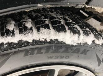 Tire Test: Bridgestone Blizzak WS90